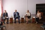 Встреча губернатора Еврейской автономной области А.Б. Левинталя с работниками профессиональных образовательных учреждений